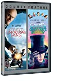 Lemony Snicket's / Charlie & Chocolate Factory [DVD] [Region 1] [US Import] [NTSC]