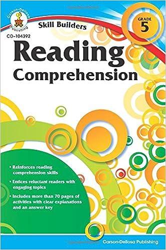 Reading Comprehension, Grade 5 (Skill Builders)