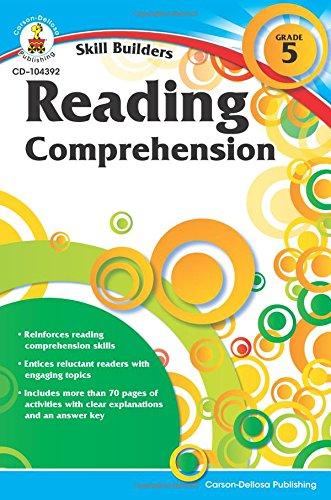 Reading Comprehension, Grade 5 (Skill Builders) PDF