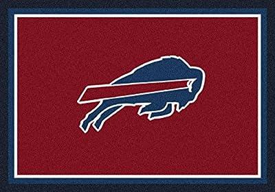 Milliken Buffalo Bills NFL Team Spirit Area Rug