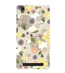 Clipart Design Cute Fashion 3D Hard Polycarbonate Designer Back Case Cover for Intex Aqua Power Plus :: Intex Aqua Power +