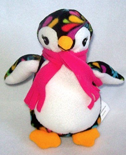 "Girl Scout Cookies Plush Penguin, 2011-12, 8"" - 1"