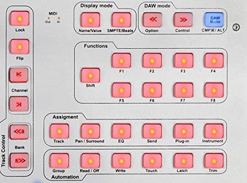 iCON QCon Pro USB Midi Controller - 4
