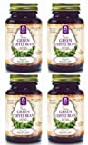 Green Coffee Bean Extract, 100% Pure All Natural Formula, Same Product Seen on Dr. Oz with Dr. Lindsay Duncan (4 Bottles)