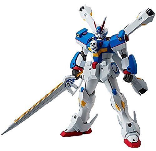 ROBOT魂 SIDE MS クロスボーン・ガンダムX3 【プレミアムバンダイ版 】