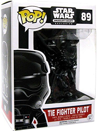 Star Wars Tie Fighter Pilot POP! Figure Smugglers Bounty Exclusive 89