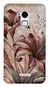 TrilMil Printed Designer Mobile Case Back Cover For Coolpad Note 3 / Coolpad Note 3 PLUS