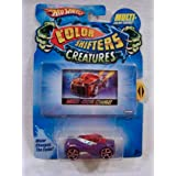 Hot Wheels Color Shifters Creatures 1:64 Car: Supdogg