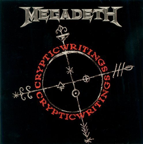 Cryptic Writings by Megadeth (1997) Audio CD by Megadeth