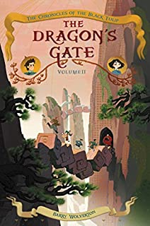 Book Cover: The Dragon's Gate