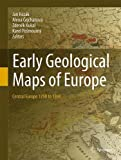 img - for Early Geological Maps of Europe: Central Europe 1750 to 1840 book / textbook / text book