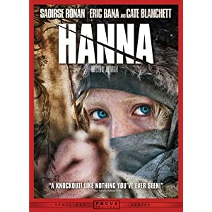 Hanna Movie on DVD