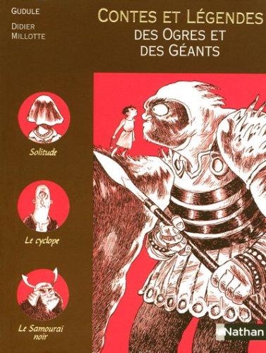 Contes et légendes des ogres et des géants