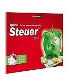Software - QuickSteuer 2015 (f�r Steuerjahr 2014) (Frustfreie Verpackung)