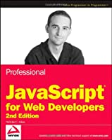 Professional javascript for Web Developers, 2nd Edition ebook download