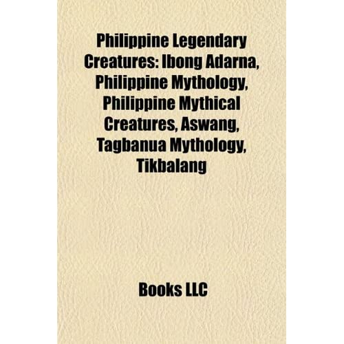 Amazon.com: Philippine Legendary Creatures: Ibong Adarna ...