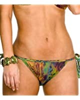 Kiniki Amalfi Tanga de bikini bronzant à serrage latéral