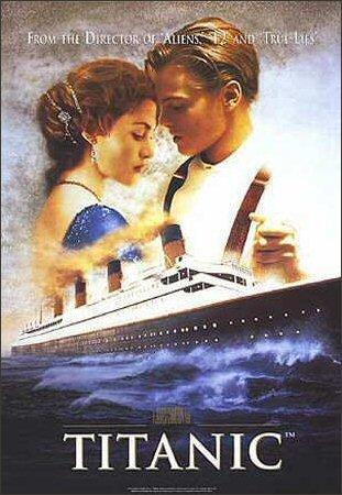 kate winslet in titanic movie. Titanic Movie Poster