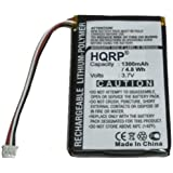 HQRP 1300mAh Batería para TomTom Go 720 730 730T 740 Live 930 930T 630 630T GPS; 1697461 / VF8 / AHL03714000