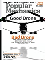 Popular Mechanics (1-year auto-real) from Hearst Magazines