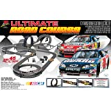 Life Like NASCAR Ultimate Road Course Electric Slot Car Race Set ~ Walthers, Inc.