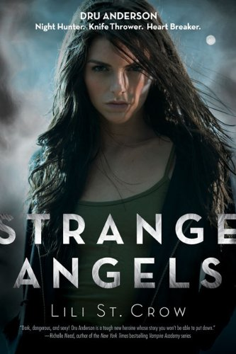 Cover of Strange Angels (Strange Angels, Book 1)
