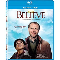 Believe [Blu-ray]