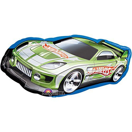 Mayflower BB102631 Hot Wheels Racecar Balloon - 1