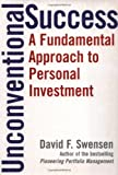 img - for Unconventional Success: A Fundamental Approach to Personal Investment book / textbook / text book