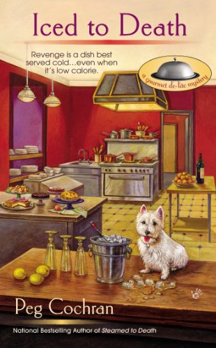 Image of Iced to Death (A Gourmet De-Lite Mystery)
