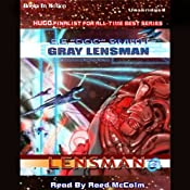 Gray Lensman: Lensman Series | [E. E. 'Doc' Smith]