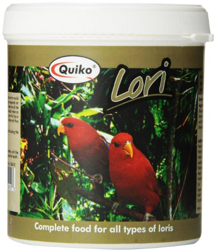 Quiko 10410 Lori Food For Nectar Eating Birds