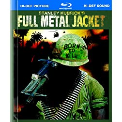 Full Metal Jacket (25th Anniversary Edition) [Blu-ray]