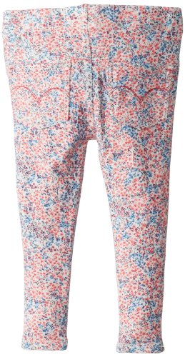 Levi's Girls 2-6X Addison French Terry Legging, Ditsy Floral, 2T