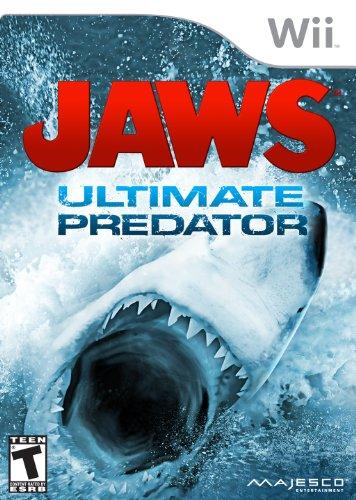 Jaws: Ultimate Predator - Nintendo Wii front-591934