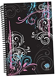 Bloom Daily Planners 2016 Calendar Year Daily Planner - Passion/Goal Organizer - Monthly Weekly Agenda Datebook Diary - January 2016 - December 2016 - 6\