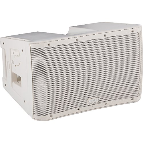 Qsc Kla12 Active Line Array Speaker White