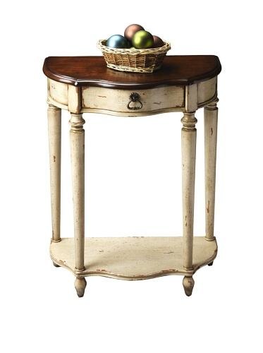 Butler Home Decor Furniture Console Table Finish Type