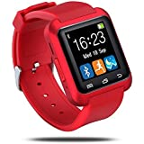 FLYMAY Smart Watch 1.5 Touch Screen With MTK Chip Bluetooth Connect For Android All Functions IOS Apple IPhone...