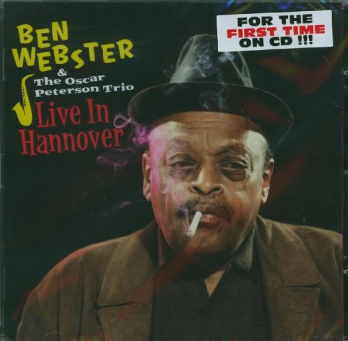 Live in Hannover by Ben Webster