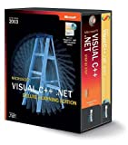 Microsoft Corporation Visual C++.NET Deluxe Learning Edition 2003 Book/CD Package: Deluxe Learning Edition. Version 2003 (Pro Developer)