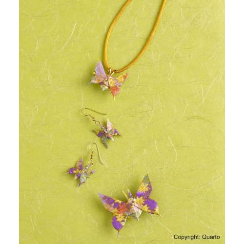 (英文版)折り紙ジュエリー - Origami Jewelry: More Than 40 Exquisite Designs to Fold and Wear
