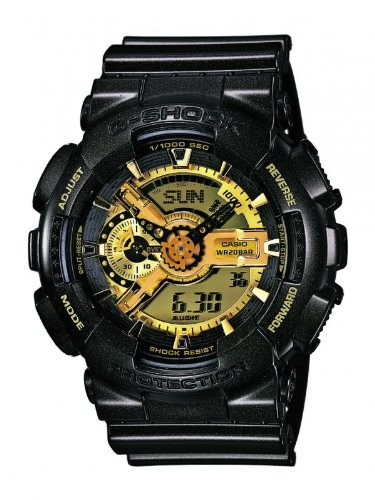 other watches casio g shock ga 110br 5aer bronze gold g. Black Bedroom Furniture Sets. Home Design Ideas