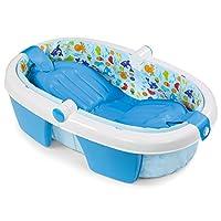 Summer Infant Fold Away Baby Bath by Summer Infant