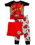 Boys 3 Pc Short Sleeve Pajama Set