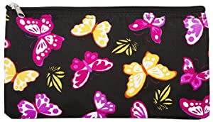 Butterfly Makeup Brush Bag from Private Label