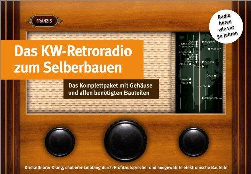 retro-kurzwellenradio-zum-selberbauen-das-komplettpaket-mit-gehause-und-allen-benotigten-bauteilen