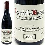 ジョルジュ・ルーミエ シャンボール・ミュジニー・プルミエ・クリュ・レ・クラ[2006]赤ワイン/辛口[750ml]
