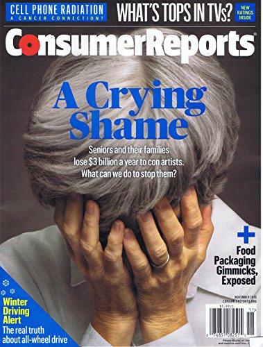 Consumer Reports [US] November 2015 (単号)