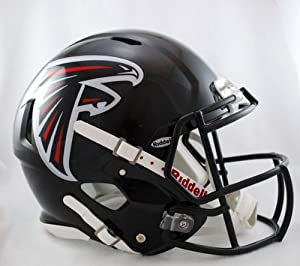 NFL Atlanta Falcons Speed Authentic Football Helmet by Riddell